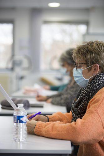 Atelier diététique au sein des Espaces Ressources Cancers