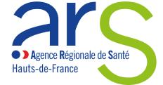Logo de l'Agence Régionale de Santé des Hauts de France
