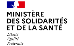 Logo du ministère des solidarité et de la santé